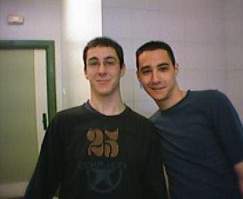 Javi y Torres